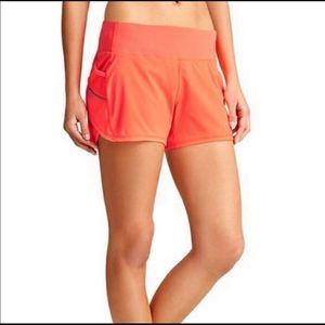 Athleta Ready Set Go Running Short